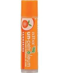 Un-Petroleum Tangerine Lip Balm SPF 18