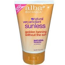 Very Emollient Sunless Tanner