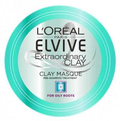 L'Oreal Paris Elvive Extraordinary Clay Pre-Shampoo Mask