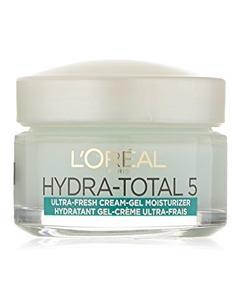L'Oreal Paris Hydra-Total 5 Ultra-Fresh Gel-Cream Moisturizer