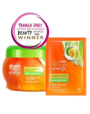 Hair Energy Fibertherapy Hair & Scalp Cream