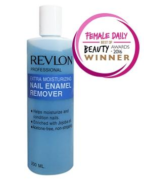 Revlon Extra Moisturizing Nail Enamel Remover