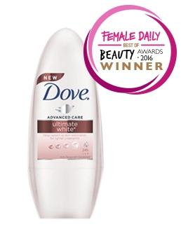 Dove Advanced Care Ultimate White Deodorant