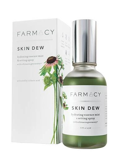 Farmacy Skin Dew Hydrating Essence Mist & Setting Spray