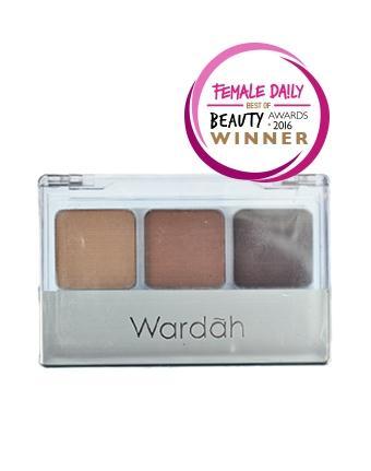 Source · Wardah Eyeshadow Nude Colour. Source · Wardah Eye Shadow