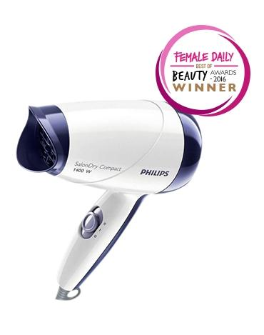 Philips Hair Dryer Salon Dry Compact 1400 W HP8103