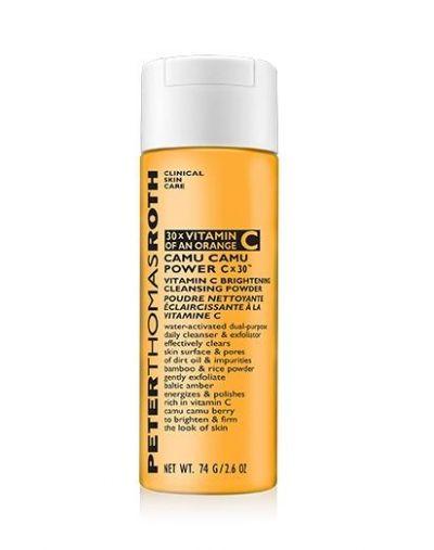 Peter Thomas Roth Camu Camu Power CX30 Vitamin C Brightening Cleansing Powder