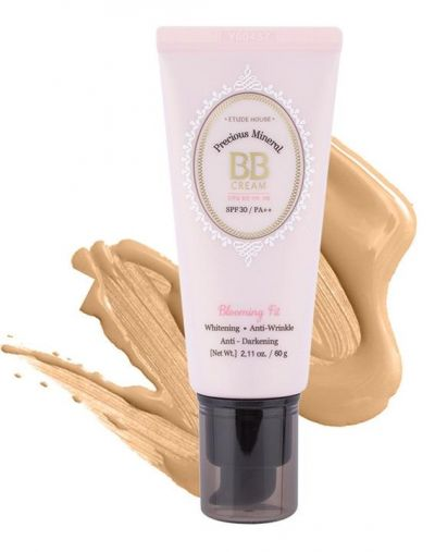 Etude House Precious Mineral BB Cream Blooming Fit