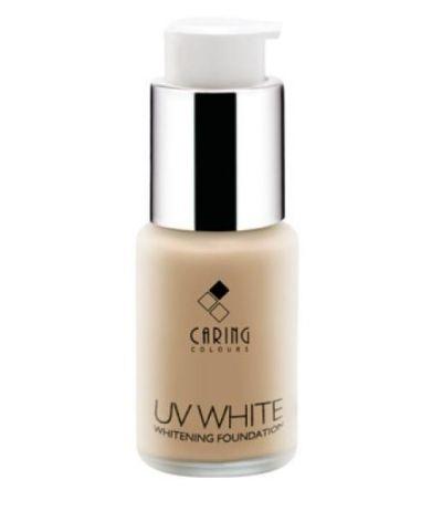 Caring Colours UV White Whitening Foundation