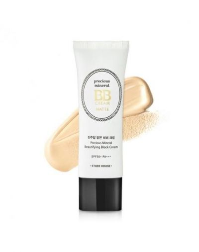 Etude House Precious Mineral Beautifying Block Cream Matte