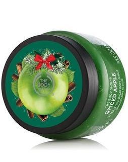 The Body Shop Spiced Apple Exfoliating Sugar Body Scrub
