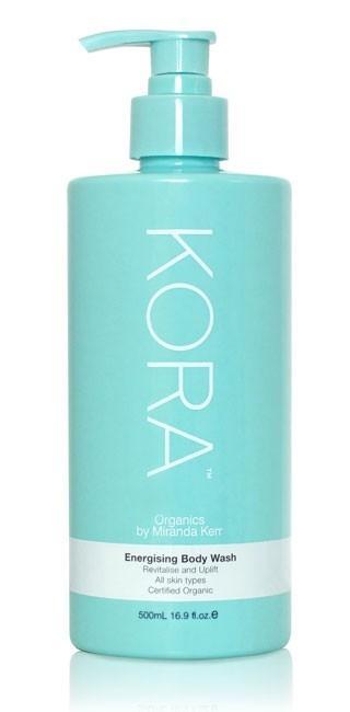 Kora Organics Energising Body Wash
