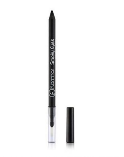 Flormar Smokey Eyes Carbon Black Waterproof Eyeliner