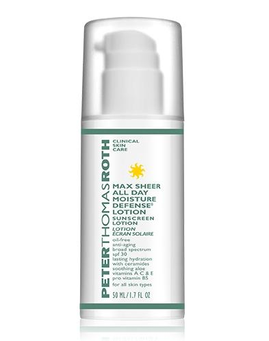 Peter Thomas Roth Max All Day Moisture Defense Sunscreen Lotion SPF 30