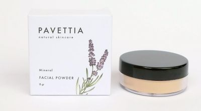 Pavettia Mineral Facial Powder