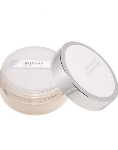 Missha The Style Fitting Wear Cashmere Powder SPF15