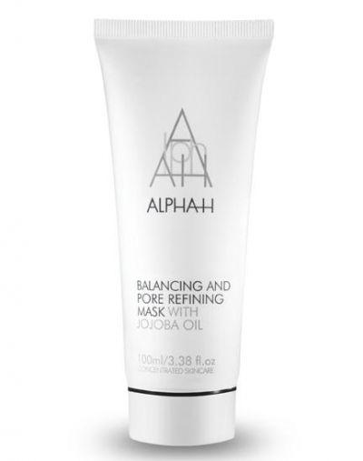 Alpha-H Balancing and Pore Refining Mask