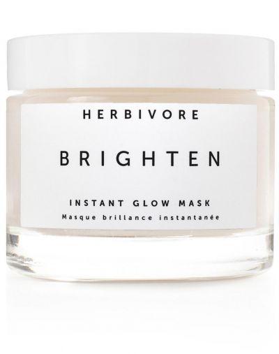 Herbivore Botanicals Brighten Pineapple + Gemstone Mask