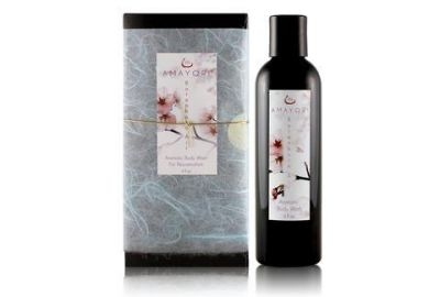 Amayori Rotenburo Air Aromatic Body Wash