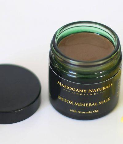 Mahogany Naturals Detox Mineral Mask