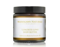Mahogany Naturals Concrete Cows Body Butter
