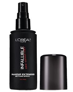 L'Oreal Paris Infallible Pro-Spray & Set Makeup Extender Setting Spray