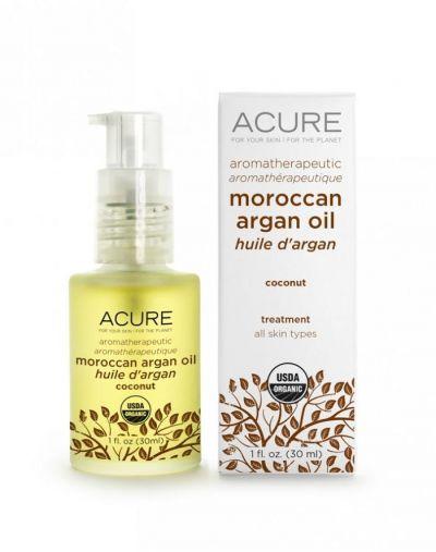 Acure Aromatherapeutic Coconut Argan Oil