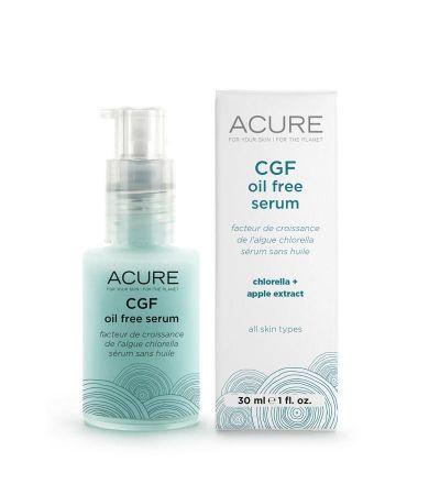 Acure CGF Oil Free Serum