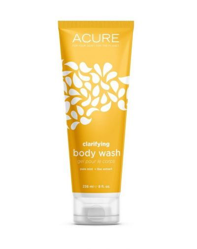 Acure Clarifying Body Wash