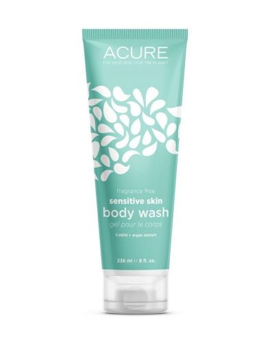 Acure Sensitive Skin Body Wash