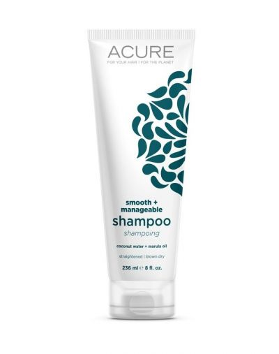Acure Smooth + Manageable Shampoo