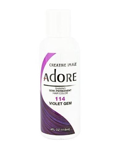 Adore Creative Image Semi-permanent Hair Color