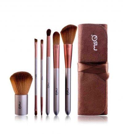 Ai Home Pro Cosmetic Makeup Brush Set 6 Pcs