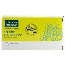 Thursday Plantation Tea Tree Soap