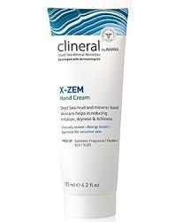 Ahava X-Zem Hand Cream