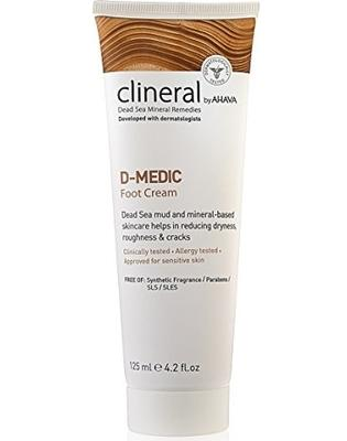 Ahava D-Medic Foot cream