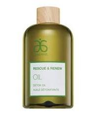 Arbonne Rescue & Renew Detox Oil