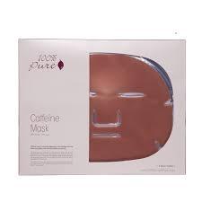 100% Pure  Caffeine Mask