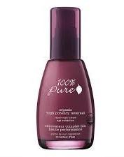 100% Pure  Organic High Potency Reversal: Repair Night Cream