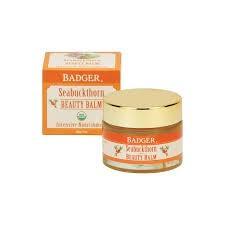 Badger Seabuckthorn Beauty Balm