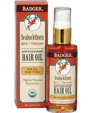 Seabuckthorn Hair Oil