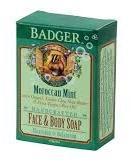 Badger Moroccan Mint Soap