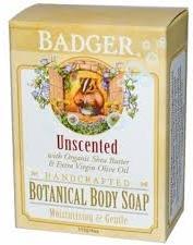 Badger Unscented Soap