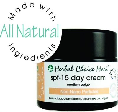 Herbal Choice Mari SPF-15 Day Cream