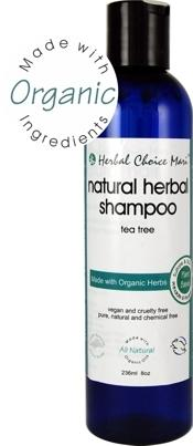 Herbal Choice Mari Natural Shampoo Tea Tree