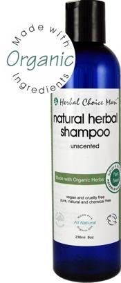 Herbal Choice Mari Natural Shampoo Unscented