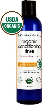 Herbal Choice Mari Organic Conditioning Rinse for Normal to Oily Hair