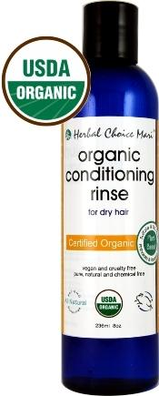 Herbal Choice Mari Organic Conditioning Rinse for Dry Hair