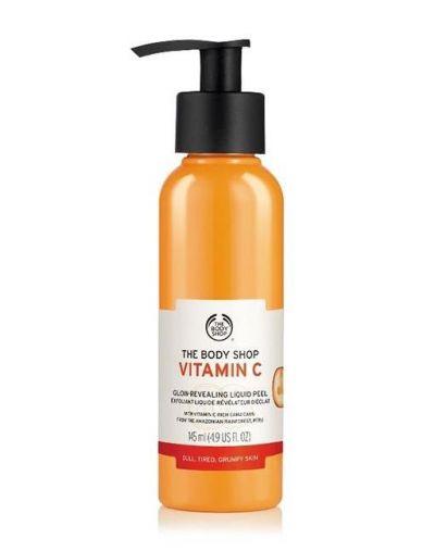 The Body Shop Vitamin C Glow-Revealing Liquid Peel