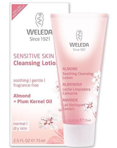Weleda Sensitive Skin Cleansing Lotion